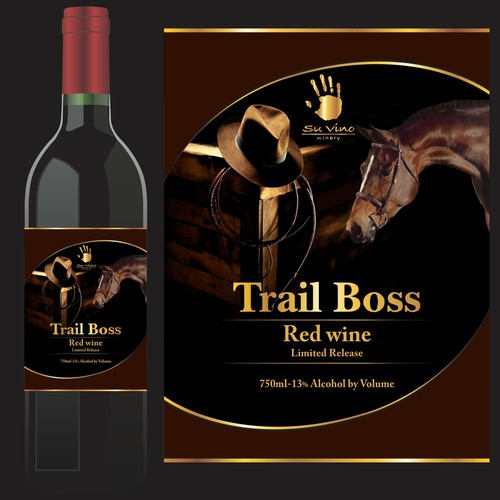 Create the next product label for Su Vino Winery