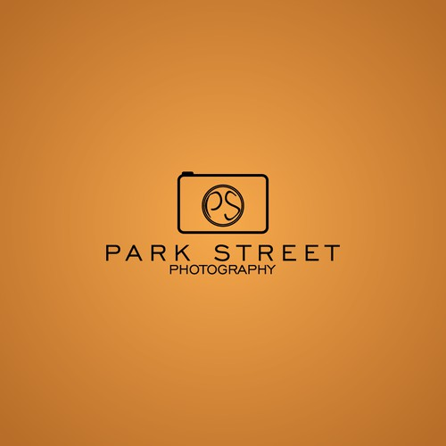 Simple and Abstract Logo for Photographer