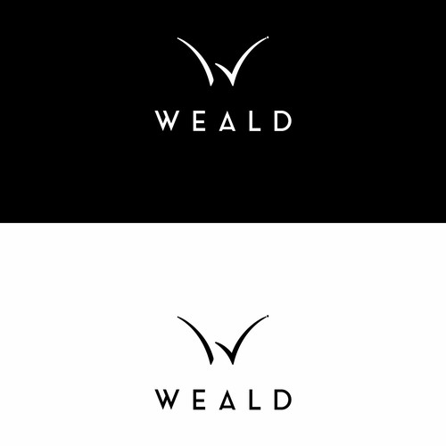 Logo concept for WEALD technical garments