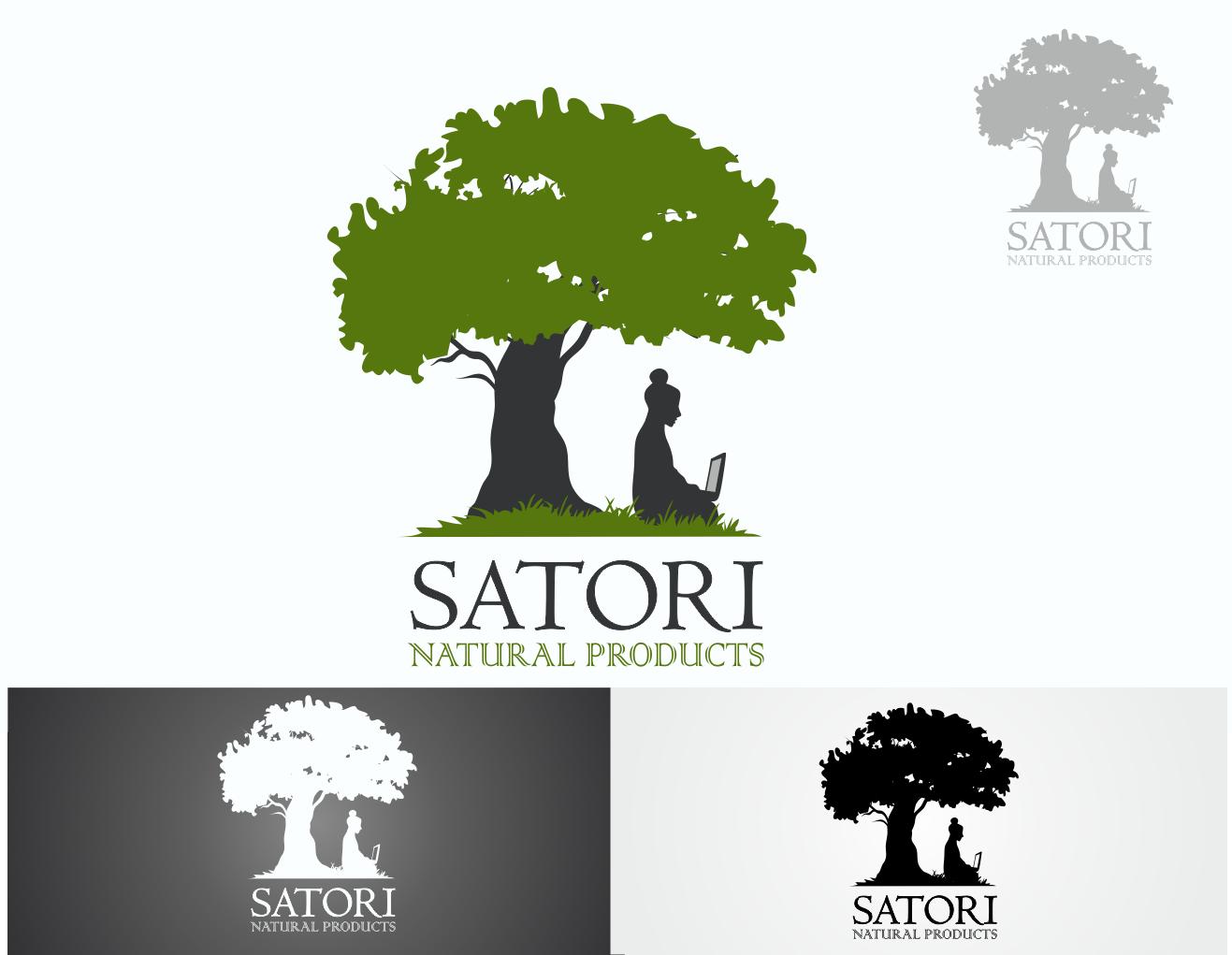 Satori Natural Products needs a new logo