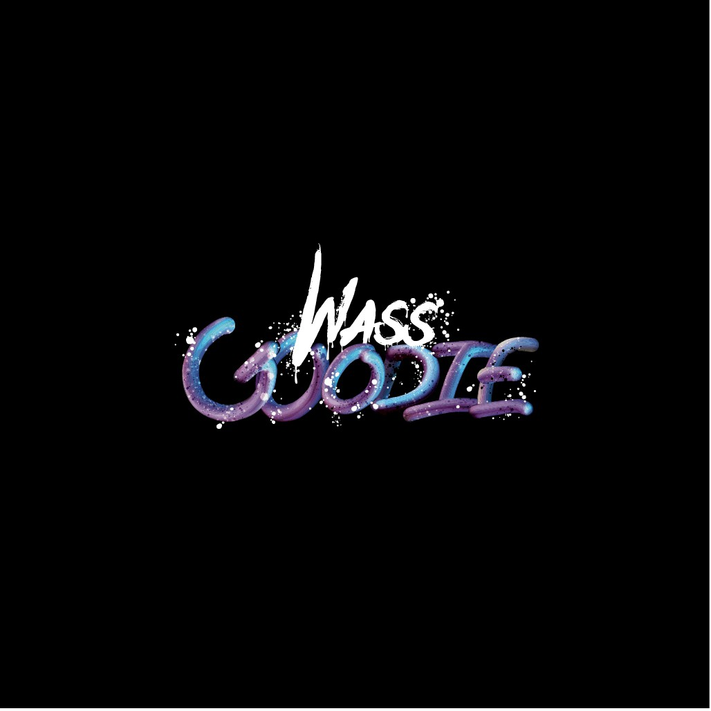 """Logo For clothing brand called  """"Wass GOODIE"""""""