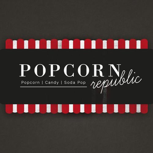 Hip Urban Gourmet Popcorn Candy & Soda