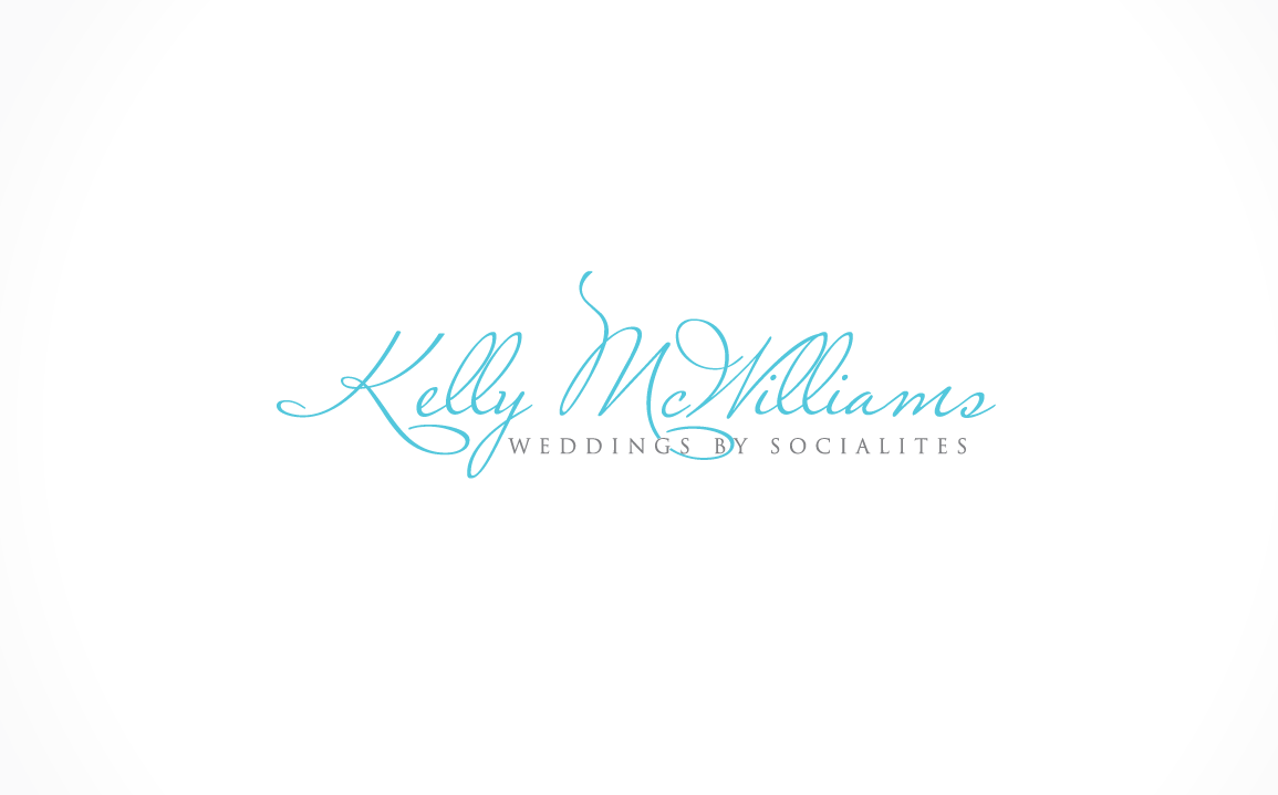 logo for Kelly McWilliams' Weddings by Socialites