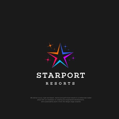 StarPort Resorts LOGO