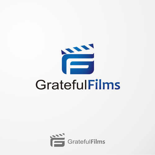 Create the next logo for Grateful Films