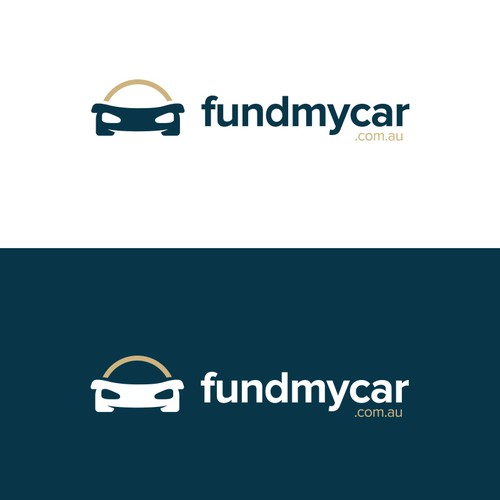 Create a logo for fundmycar.com.au