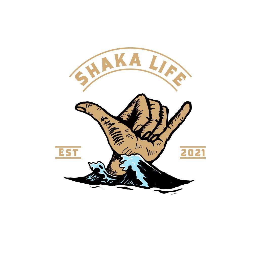 Shaka Logo Design