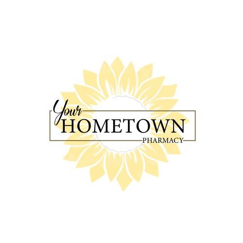 Bright, welcoming logo design