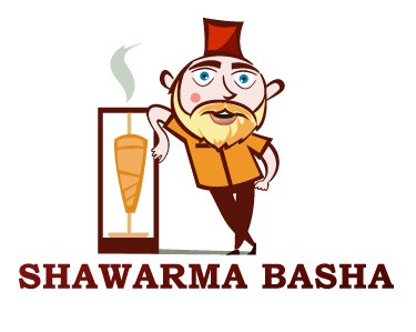 Help Shawarma Basha with a new logo