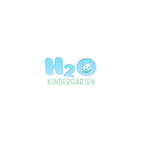 Logo for nature kindergarten