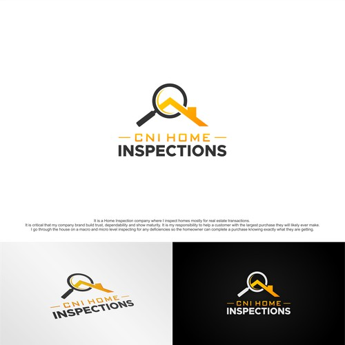 CNI HOME INSPECTIONS LOGO