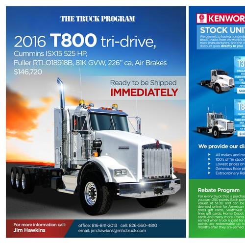 T800 KW flyer
