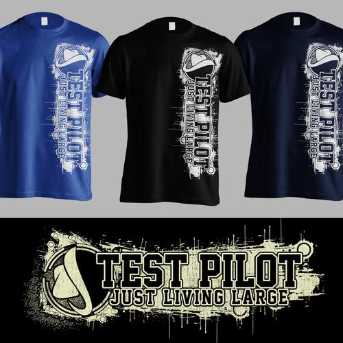 Test PIlot Shirt