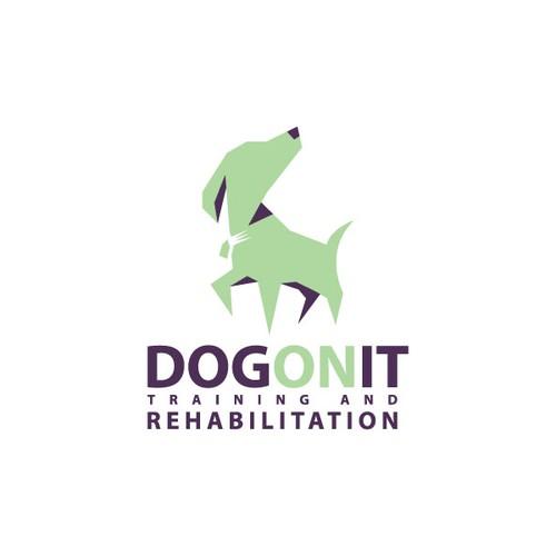 pet rehabilitation logo