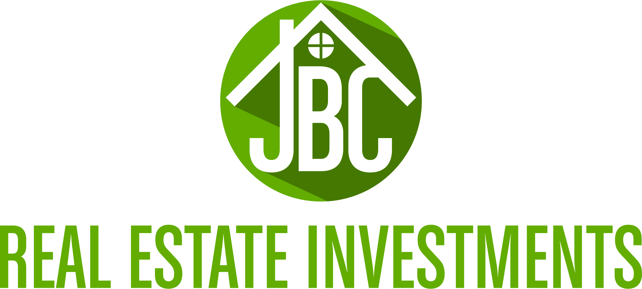 Create an appealing home logo for a real estate investment company