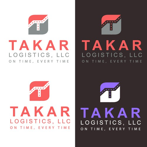 Taker logistic logo