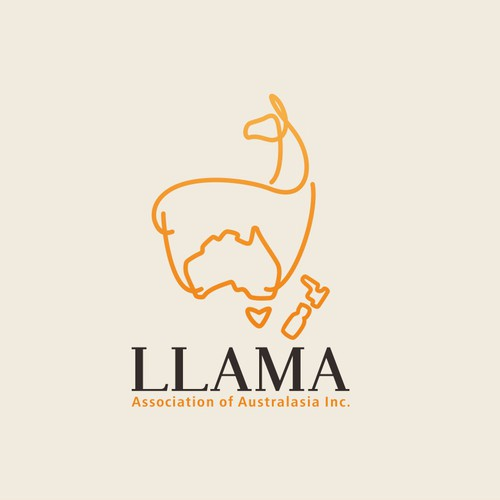 Logo for Australasia LLama Association
