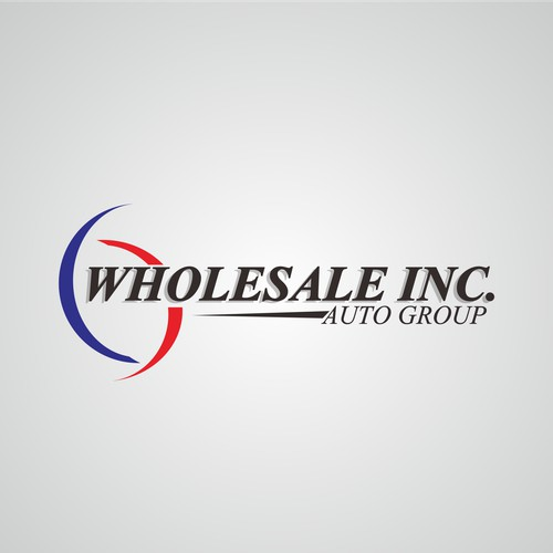Logo for Wholesale inc.