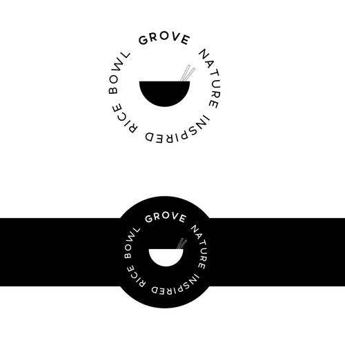 Grove - Natural Inspired Rice Bowl logo
