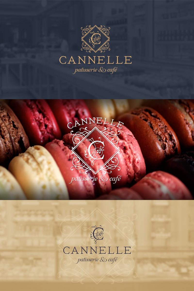 Logo for CANNELLE patisserie & café