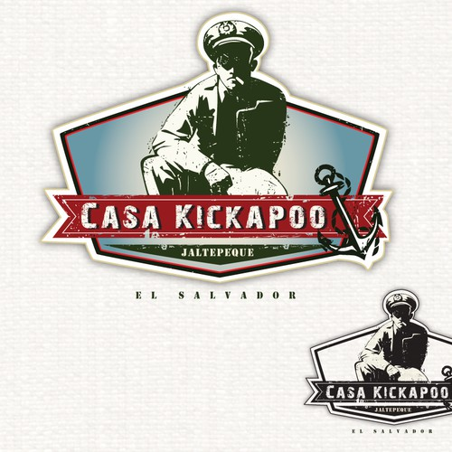 New logo wanted for Casa Kickapoo