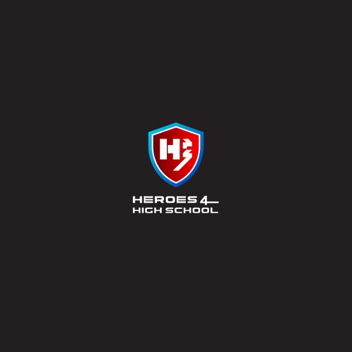 Heroes 4 High School Logo