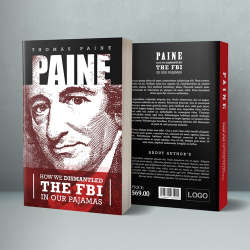 Cover Book for PAINE