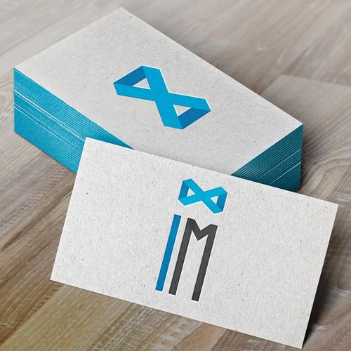 Create a brand logo for an upstart company