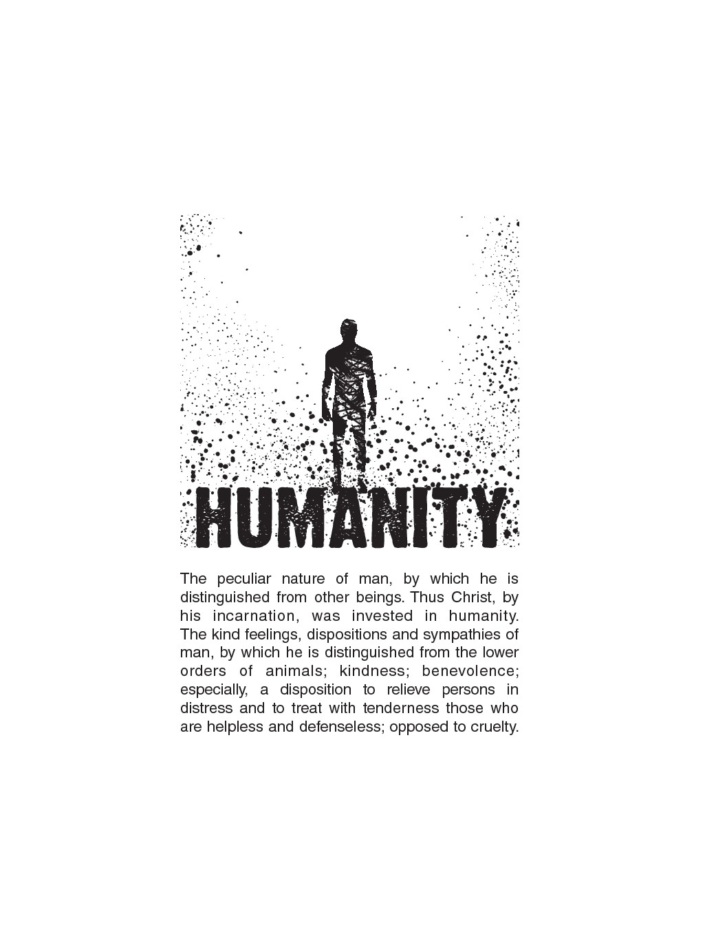 HUMANITY T-SHIRT DESIGN