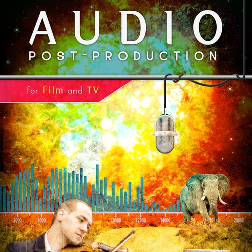 Audio Engineering Book Cover for Berklee Press