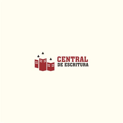 logo for central de escruita