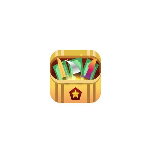 App Icon for CS:GO Skins App