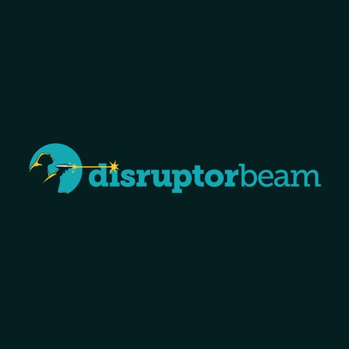 Logo for Distruptor Beam