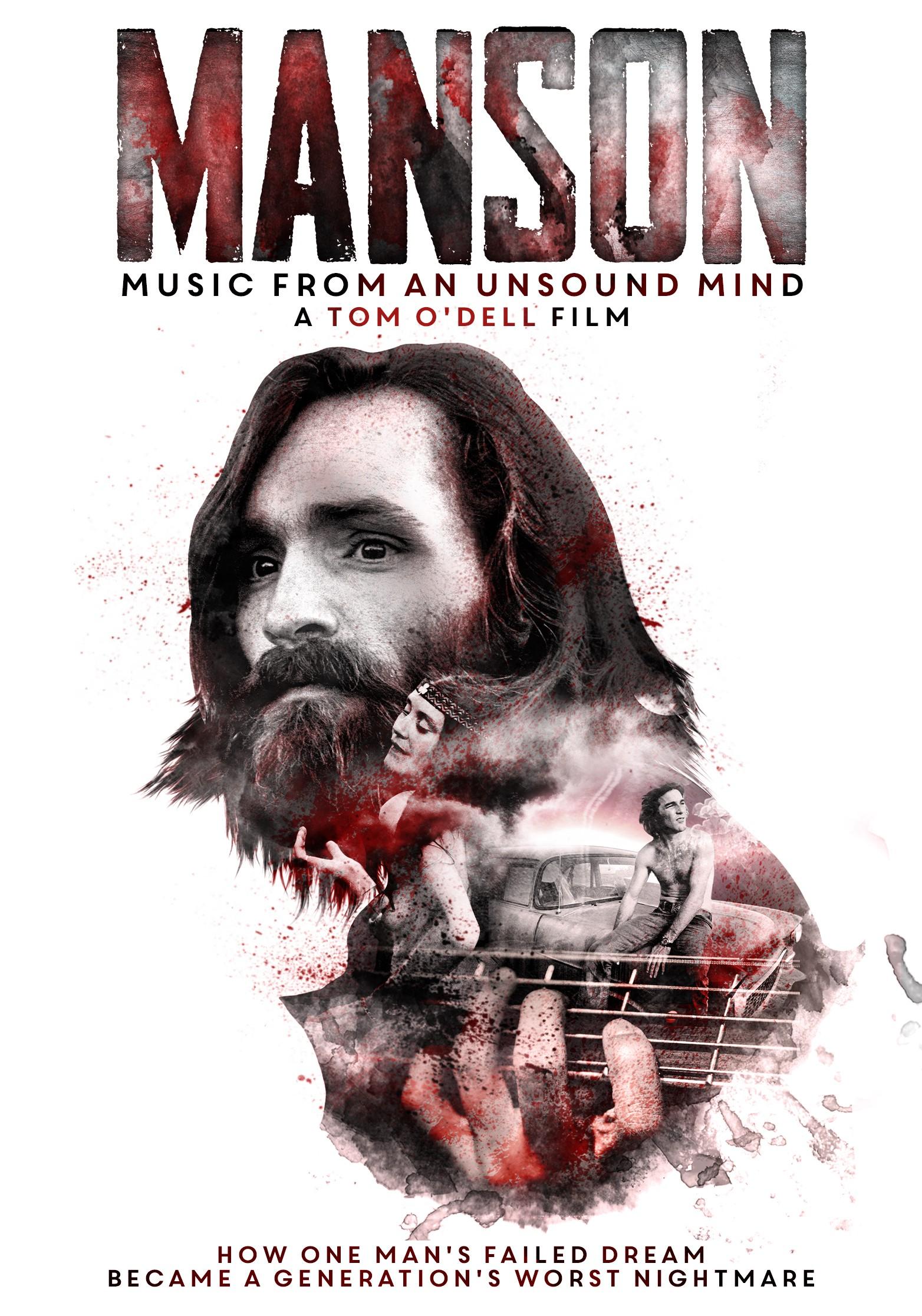 Manson Documentary Cover Artwork