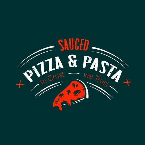 Logo for pizzeria