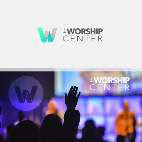 Logo for The Worship Center