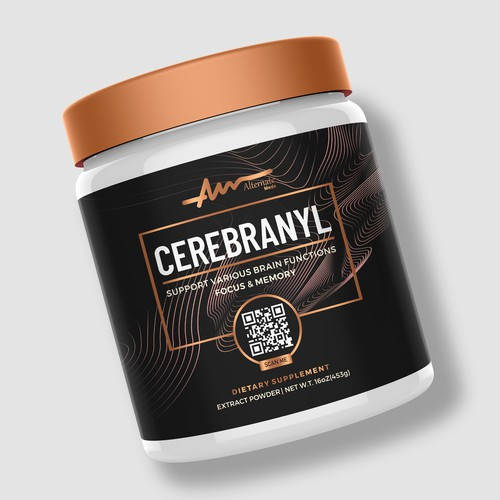CEREBRANYL - Support Brain Functions