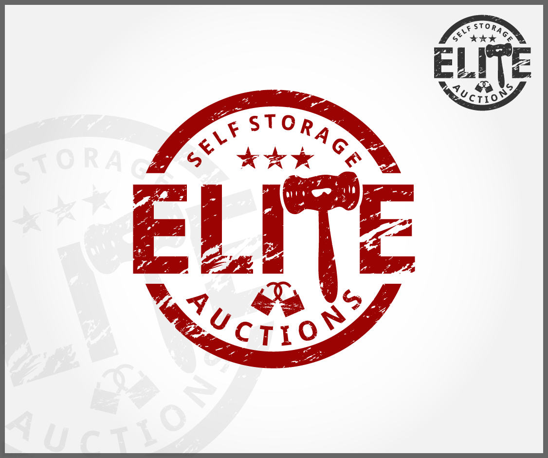 Help ELITE SELF STORAGE AUCTIONS with a new logo