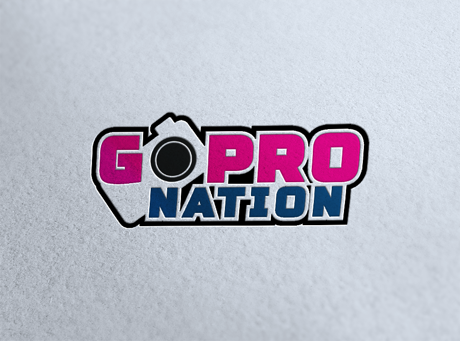 GoProNation - Extreme Sports Brand requires eye catching attractive logo/sticker designs, LOTS OF FOLLOW ON WORK