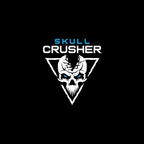 Logo design for Skull Crusher