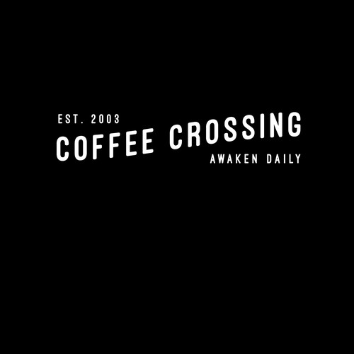 Merchandise design for Coffee Crossing
