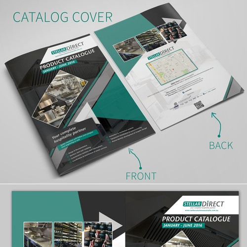 Creative Catalog Designs