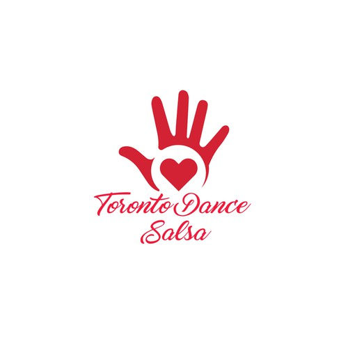 logo for salsa dance community