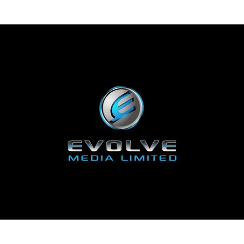 Help Evolve Media Limited with a new logo