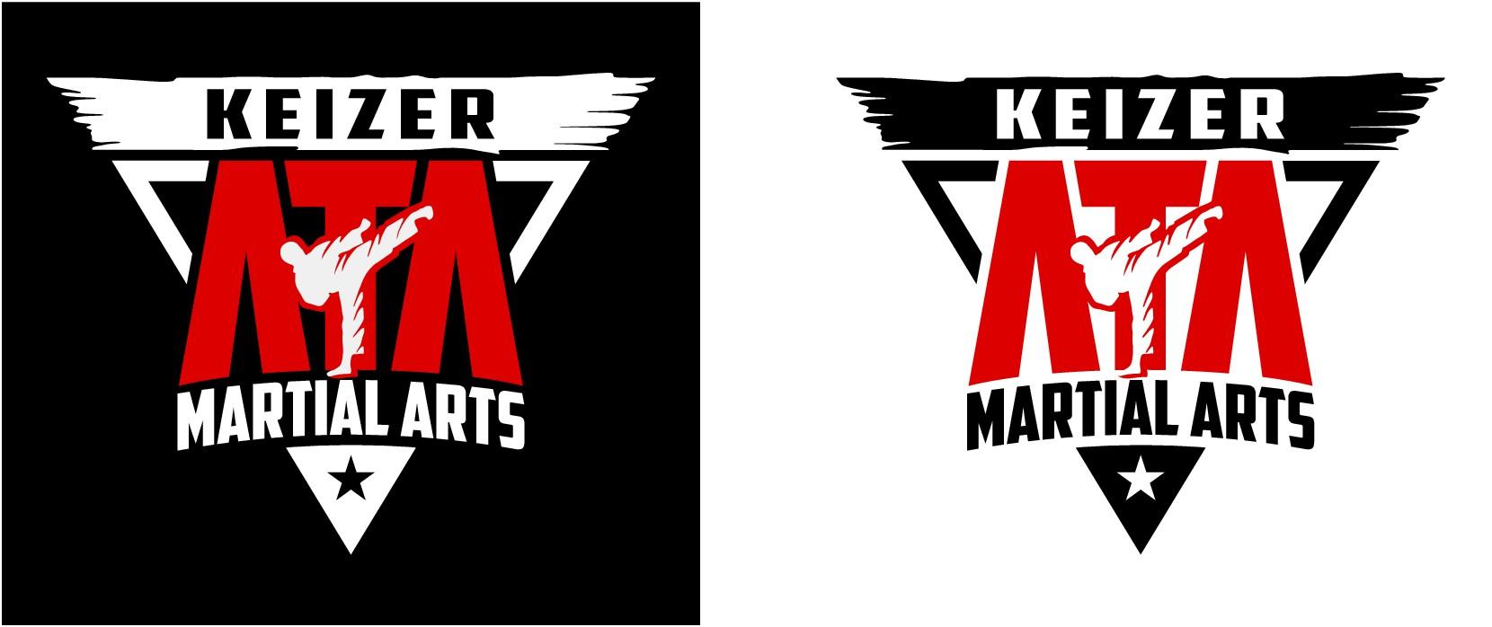 create a fun attention grabbing logo for martial arts studio