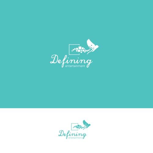 Defining Entertainment Logo Design