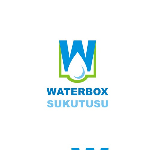 A technological, healthy and eco friendly logo for our water purifier selling company