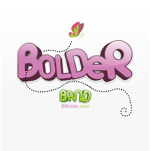 Bolder Band needs a new logo