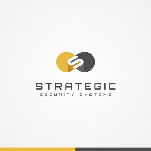 bold sleek logo concept