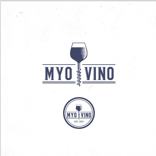 Design a logo for anyone that has ever wanted to own their own winery.